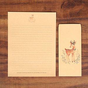 彩印信纸信封