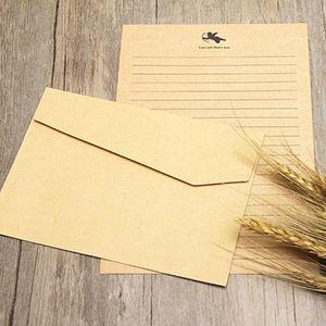 信纸信封彩色印刷